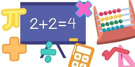 Let's Talk Maths tickets