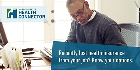 Recently lost health insurance from your job? Know your options. tickets