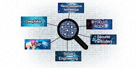 Conférence Sécurité Informatique CESI - MSI19 billets