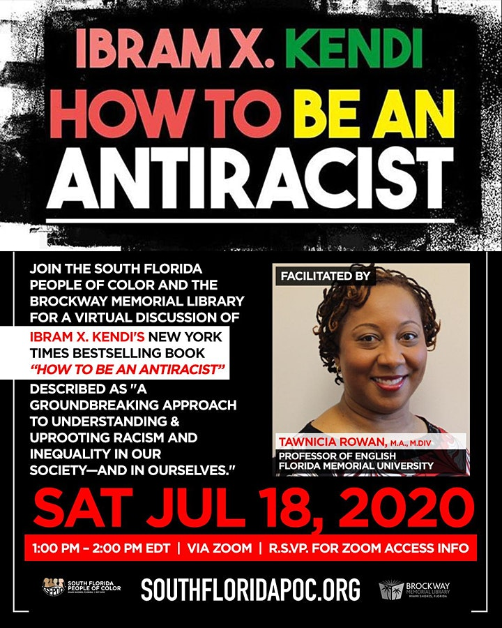 How to Be an Antiracist - A Unity360 Book Discussion image