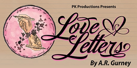 """PK Productions Presents """"Love Letters"""" by A. R. Gurney at Drekker Brewing tickets"""