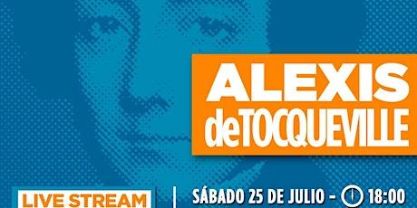 CLUB DE LA LIBERTAD - HOMENAJE A ALEXIS DE TOCQUEVILLE tickets