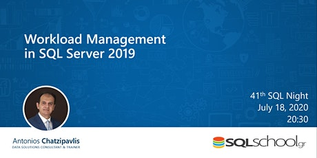 Workload Management in SQL Server 2019 tickets