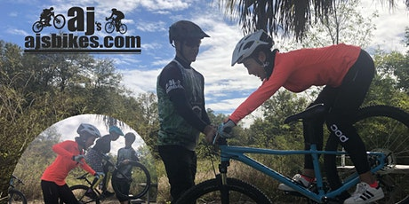 Mountainbike  Skills Clinics- Essential  9-11 /Prog .1: 12-2 / Prog.2 : 3-5 tickets