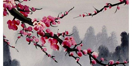 Blossoms in the Land of Rising Sun Painting (Live Online Course) tickets