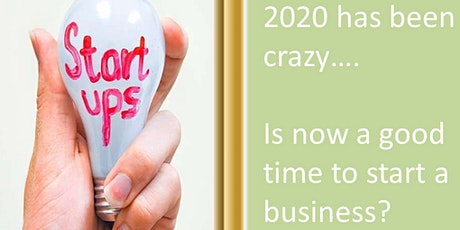 Starting a Business in 2020 - What you Need To Know tickets