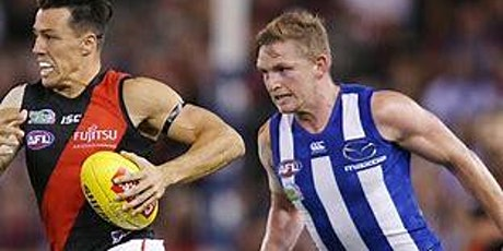 ESSENDON VS NORTH MELBOUNE - Saturday Night Footy at The Golden Fleece tickets