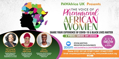 The Voice of Phenomenal African Women tickets