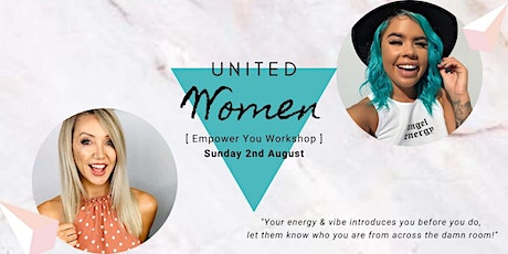UNITED WOMEN - Empower YOU! tickets