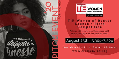 TiE Women of Denver - Launch + Pitch Event tickets
