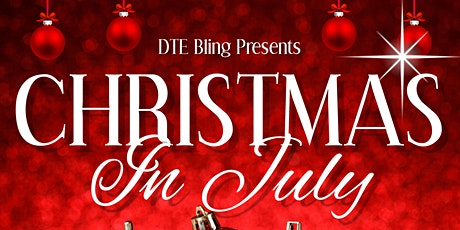 Christmas in July Online Event tickets