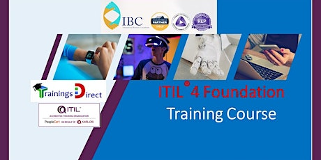ITIL 4 Foundation - Remote class tickets