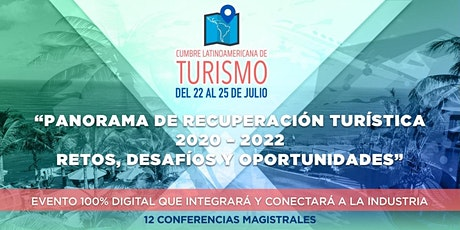 CUMBRE LATINOAMERICANA DE TURISMO 2020 entradas