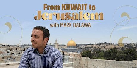 From Kuwait to Jerusalem tickets