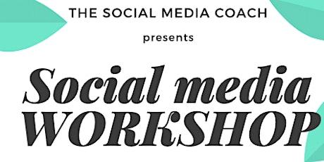 Social media workshop - Les bases de la communication digitale billets