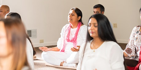 Meditation for Peace and Harmony tickets