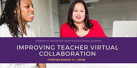 Improving Teacher Virtual Collaboration tickets