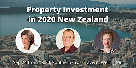 Property investment in 2020 New Zealand - Wellington Event tickets