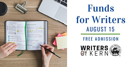 Funds for writers: how to apply for grants, residencies, scholarships, etal tickets