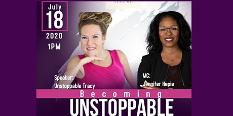 Becoming Unstoppable tickets