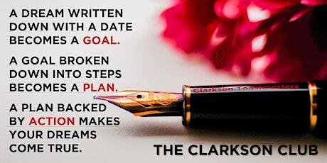 The Clarkson Club - Public Speaking, Communication & Leadership Development tickets