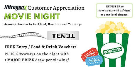 Customer Appreciation Movie Night - Manukau tickets