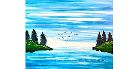 September 5th Sip and Paint Class tickets
