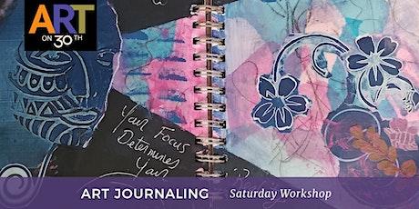 Art Journaling - December Workshop tickets