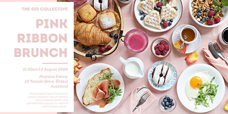 The Sis Collective Pink Ribbon Brunch tickets