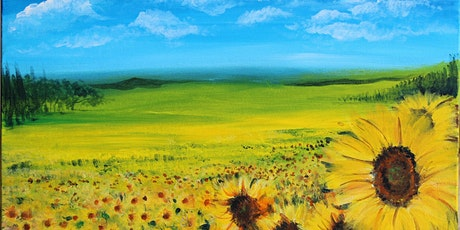 Chill & Paint Friday Night  Auckland City Hotel  - Sunflower Field tickets