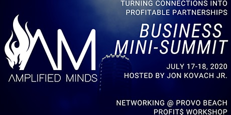 Amplified Minds Business Mini-Summit tickets