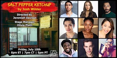 "AYE DEFY Presents: ""SALT PEPPER KETCHUP"" by Josh Wilder tickets"