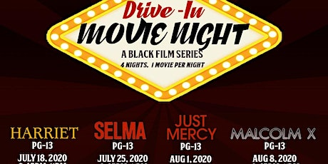Drive-In Movie Night:  Black Film Series tickets