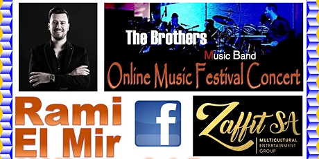 Online Multicultural Music Festival Concert tickets
