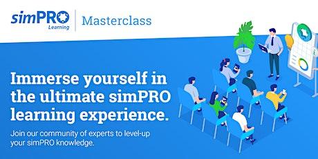 simPRO Masterclass Meetup - Auckland tickets