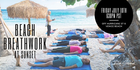 Breathwork on the Beach w/Rob Starbuck tickets