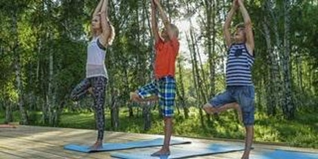 Kids Yoga at the Reindeer Farm tickets