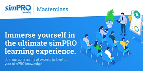 simPRO Masterclass Meetup - Palmerston North tickets