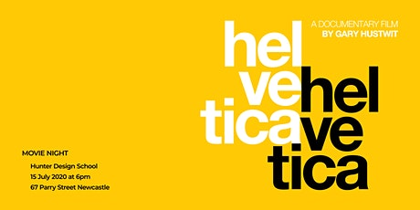 MOVIE NIGHT Helvetica: A Documentary Film by Gary Hustwit tickets