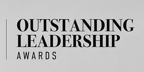 Outstanding Leadership Awards 2020  Live Stream tickets