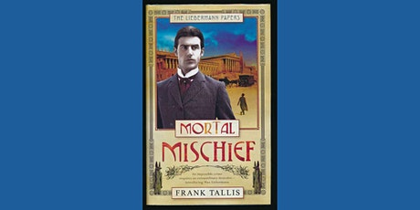 Goethe Book Club: Frank Tallis's Mortal Mischief / A Death in Vienna (2005) tickets