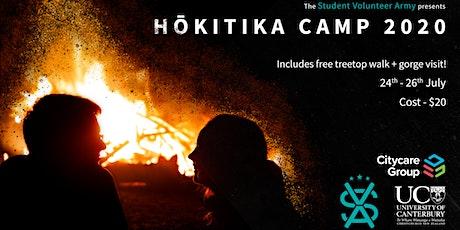 SVA Camp Hōkitika tickets