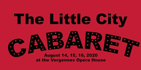 The Little City Cabaret - Broadway Tunes Come to Life! tickets