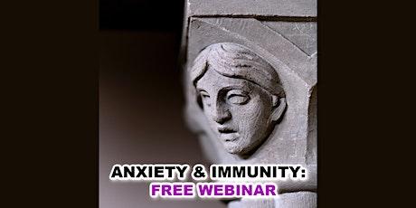 Addressing Stress, Anxiety & Health...Naturally! Live Webinar tickets