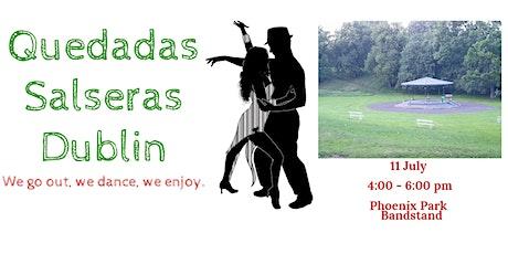 #QuedadasSalserasDublin Dance Salsa Phoenix Park  - Bandstand tickets