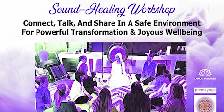 Sound-Healing Workshop tickets