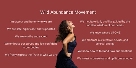 Abundance Mindset Activation Masterclass: Open Up To Receive More tickets