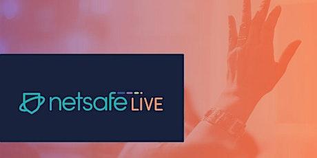 Netsafe LIVE  Karangahake tickets