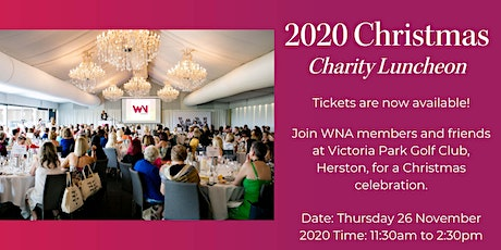 QLD |2020 Christmas Charity Luncheon tickets