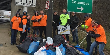 Litter pickup along the Olentangy! -7/11/2020 tickets